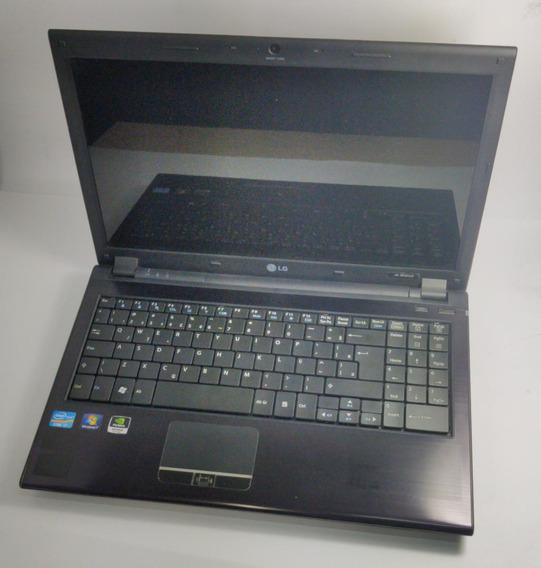 Notebook Lg A520 I7 6gb 750gb Windows Geforce 15,6