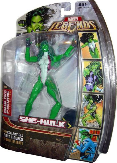 Figura De Ação Marvel Legends She-hulk Serie Blob - 78137