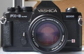 Camara Fotografíca Yashica Fx3 2000, 100vds