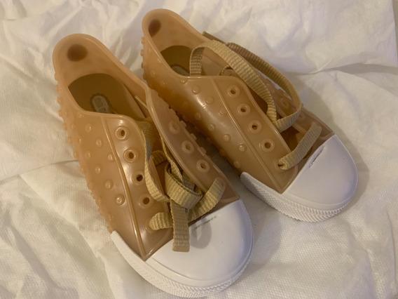 Zapatillas Melissa Para Nenes - Talle 25