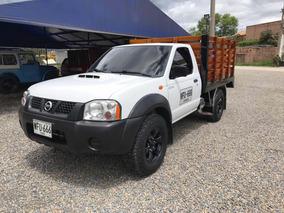 Frontier 2.5 Diesel 4x4 Estacas