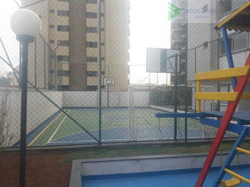 Apartamento Padrão Para Venda Em Vila Mangalot São Paulo-sp - 515