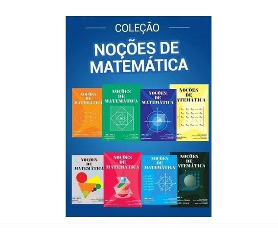 Coleção Nocoes De Matematica Ita