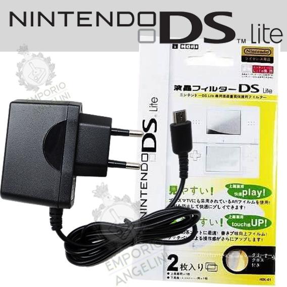 Fonte Nintendo Ds Lite No Mercado Livre Brasil