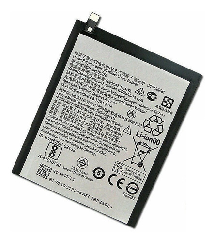 Batería Para Moto G6 Play E4 E5 G5 Plus Lenovo K6 Bl270