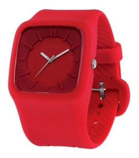 Reloj Converse Analogo Nuevo Resina Sumergible Agente Of.