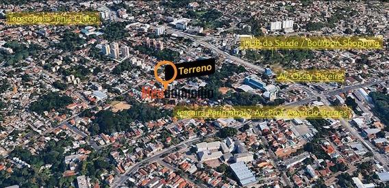 Terreno A Venda No Bairro Glória Em Porto Alegre - Rs. - 16093 Md-1