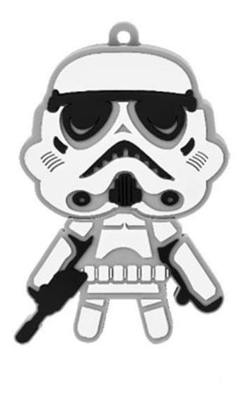 Pen Drive Star Wars Stormtrooper 8gb Usb 2.0 Multilaser