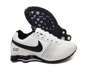 c5eae5e741e Nike Shox Classic Ii Camurça Suede Preto - Tênis no Mercado Livre Brasil