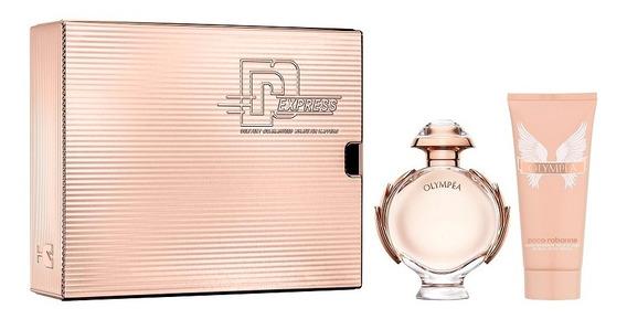 Kit Paco Rabanne Perfume Feminino Olympéa Eau De Parfum 80ml