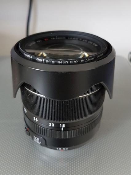 Fujinon Fujifilm Fuji Xf 18-55 2.8-4 Ois