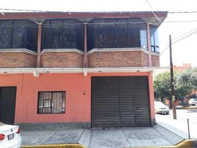 Casa En Santa Cruz Meyehualco Cerca Del Deportivo