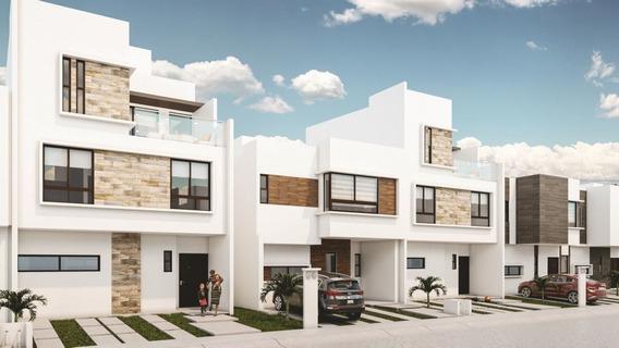Preciosas Casas En Venta En Playa Del Carmen, Moderno Desarrollo