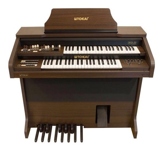Órgão Eletrônico Tokai Md 20