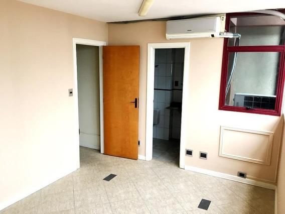 Sala Em Centro, Santos/sp De 111m² À Venda Por R$ 320.000,00 - Sa305879