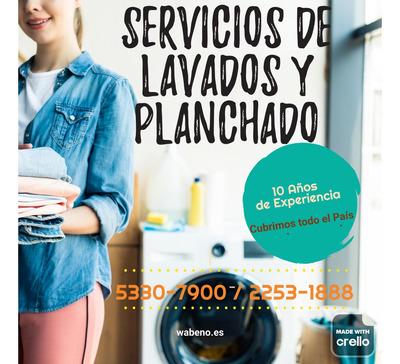 Servicios De Limpieza Y Lavado Express, Cubrimos Todo El Pai