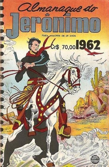 Almanaque Do Jerônimo 1962 - (fac-símile)