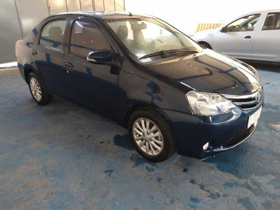 Toyota Etios 1.5 16v Xls 4p Entrada De 6.mil Financ 29900