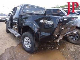 Sucata Toyota Hilux 3.0 4x4 Turbo Diesel -peças E Acessórios