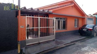 Casa Para Alugar Por R$ 1.500/mês - Belém Estação - Francisco Morato/sp - Ca0405