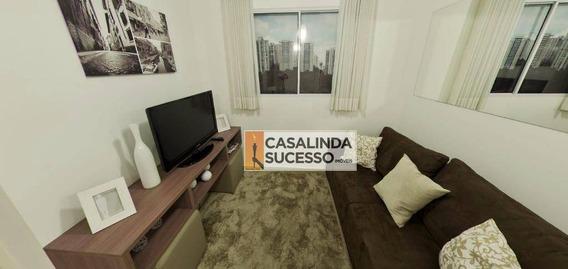 Apartamento 50m² 3 Dormts 1 Vaga Em Itaquera - Ap4425 - Ap4425