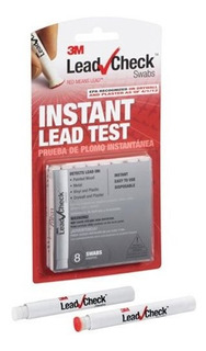 3m Leadcheck Swabs 8pack