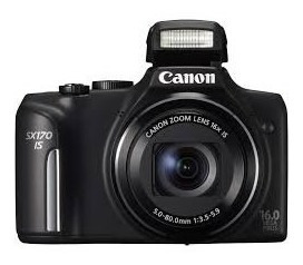 Canon Power Shot Sx170 Is