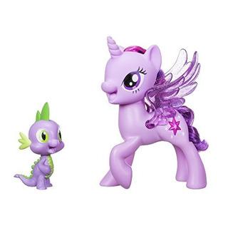 My Little Pony Princess Twilight Sparkle Spike The Dragon Am