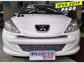 Peugeot 207 Passion. Completo 1.4 Flex, Ar Gelando, 4 Pneus