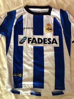 Camisa Deportivo La Coruña, 2004. Tamanho P. Original!!