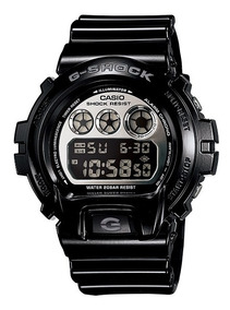 Relógio Masculino Casio G-shock Dw-6900nb-1dr - Nota Fiscal