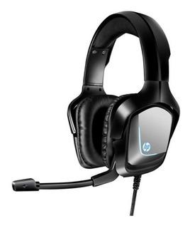Audifono Gamer Hp H220s Pc/ps4/xone/switch/celular 3,5mm