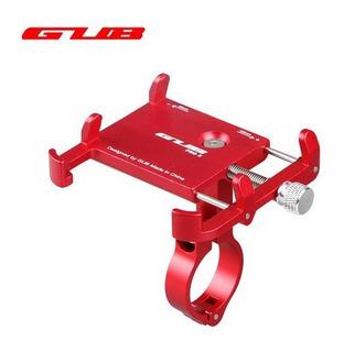 Soporte Celular Bicicleta Gub Aluminio Pro 2 Model