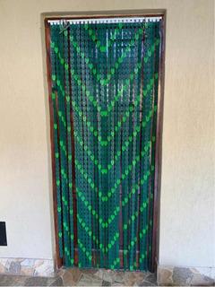 Cortinas De Eslabones Plástico Pvc 0,80x2,00mts