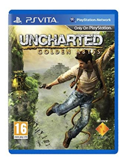 Juego Uncharted Golden Abyss - Psvita