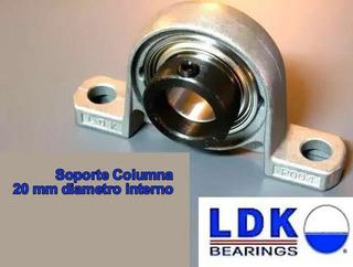 Soporte Columna Karting - Arenero - Utv
