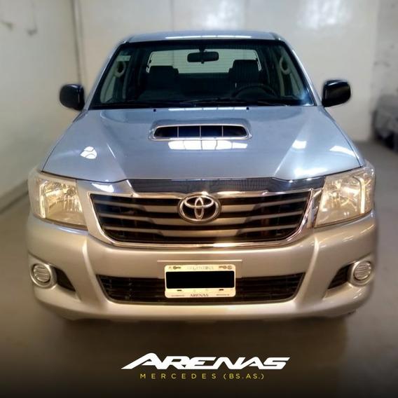 Toyota Hilux Sr Cabina Doble 4 X 4 Modelo 2015