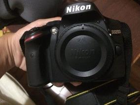 Câmera Nikon D3200 - 2 Lentes + Acessórios