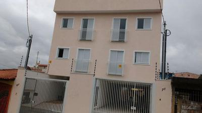 Cobertura Residencial À Venda, Vila Luzita, Santo André - Co49451. - Co49451