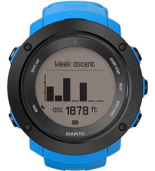 Relógio Suunto Ambit3 Monitor Running Gps Ss021968000
