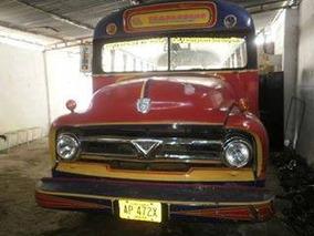 Ford Autobus Tipo Escaler