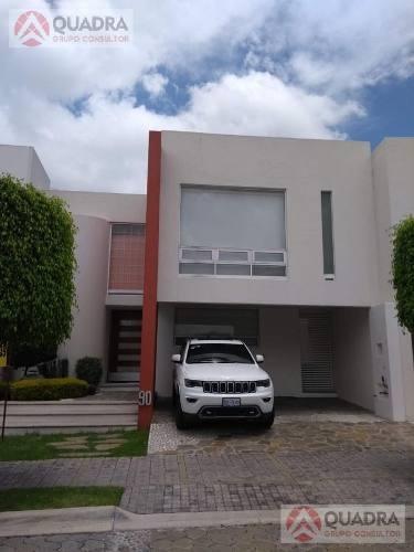 Casa En Renta En Lomas De Angelopolis 1, San Andres Cholula, Puebla.