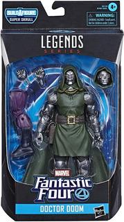 Doctor Doom, Marvel Legends, Fantastic Four