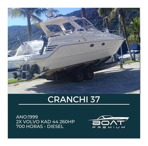 Cranchi 37, 1999, 2x Volvo Kad 260hp - Phantom-ferretti-real