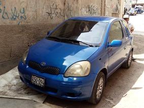 Toyota Vitz Economico