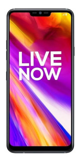 LG G7 Thinq Tela 6.1 Dual Chip 64gb 16mp Preto Novo