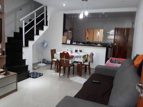 Vende-se Um Sobrado De 85 M² Com 3 Dormitórios Sedo Uma Suíte Com Sacada - Jardim Marajoara - São Paulo/sp - So0341