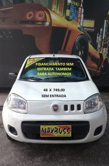 Fiat Uno 1.0 Evo Vivace 8v Flex 4p Manual 2014/2014