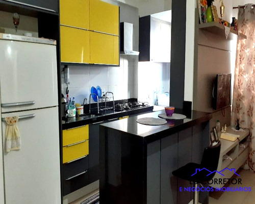 Imagem 1 de 29 de Vendo Apartamento Montado Em Armários E Lazer Completo Com Baixo Custo De Condomínio - Spazio2pmb - 69480014