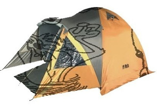 Carpa 3 Personas Trekking Camping